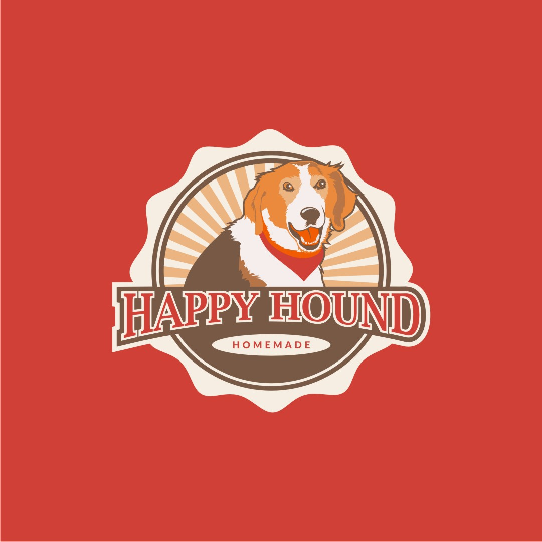Design a FUN logo for new Dog Food company
