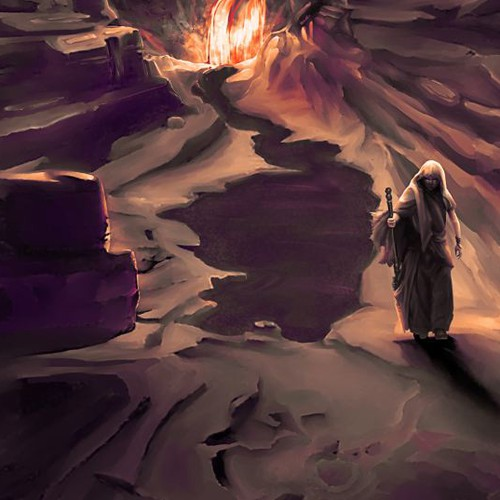 Atum leaving hell.