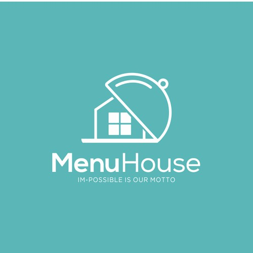 Design a logo for Menu House