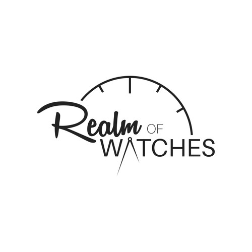 Logo for an Online Watch Store