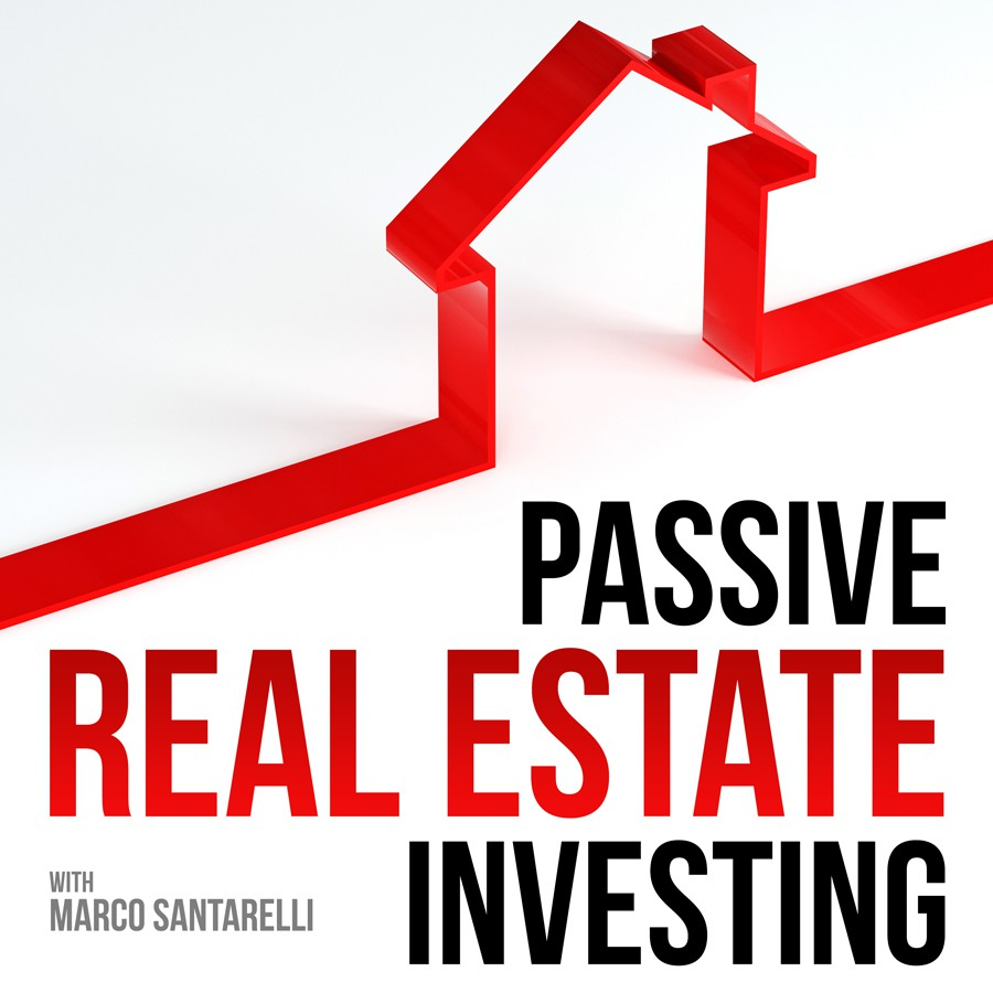 Podcast Artwork that Pops Out -- Real Estate Investing Show