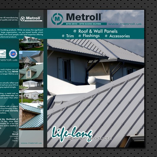 Metroll brochure