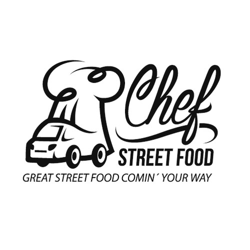Quality Food Truck needs a visible Logo and Identity!
