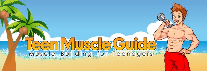 design for Teen Muscle Guide