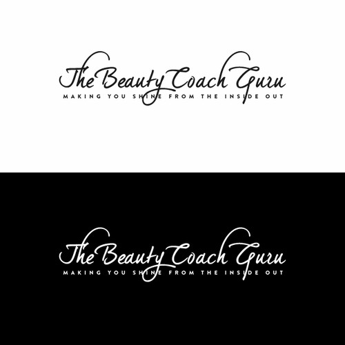 Create a winning logo design for an upcoming health and beauty guru..