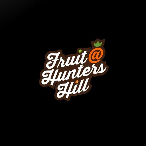 fruit hunter hills logos