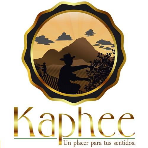 """Quiero diseños para el mejor """"Kaphee"""" de aroma del mundo."""