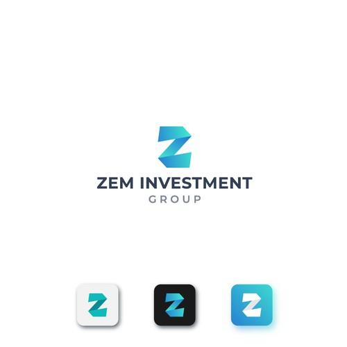 Logo design for investor group