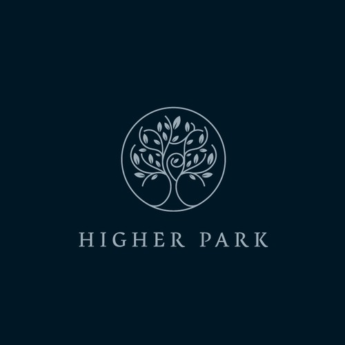 Logo for Higher Park