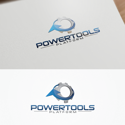 PowerTools Platform  or PTP  (possibly combined)  needs a new logo