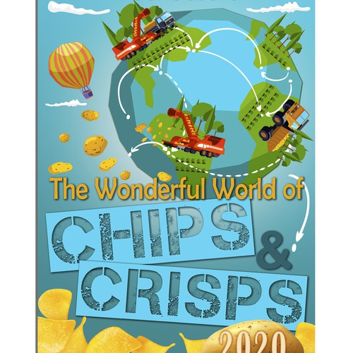 6 hours ago First of an annual review book about potato chips and crisps