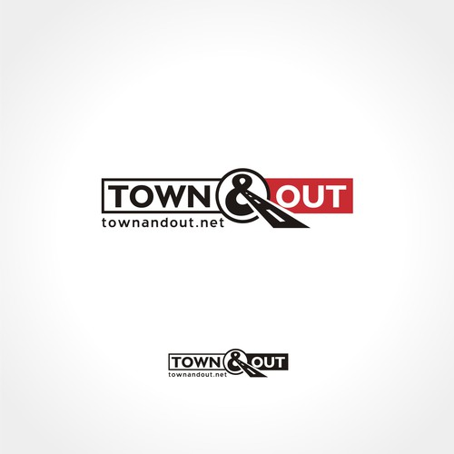 Create the next logo for Town & Out