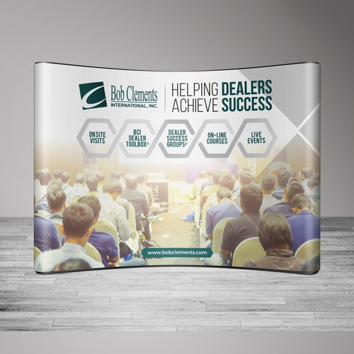 Awesome Trade Show Banner Wanted!