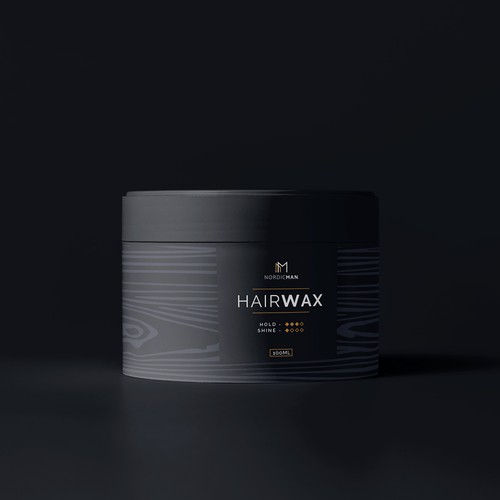 product packaging, wax