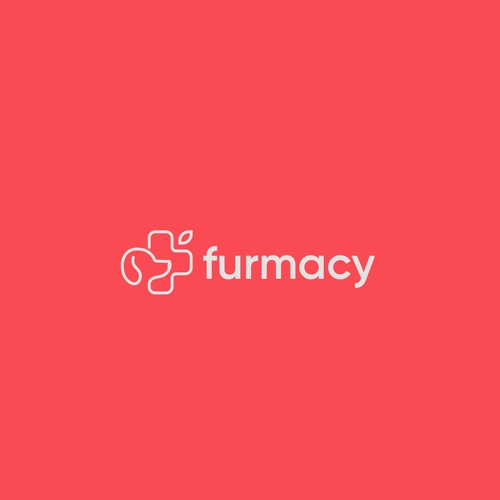 Unique logo for Pet Pharmacy.