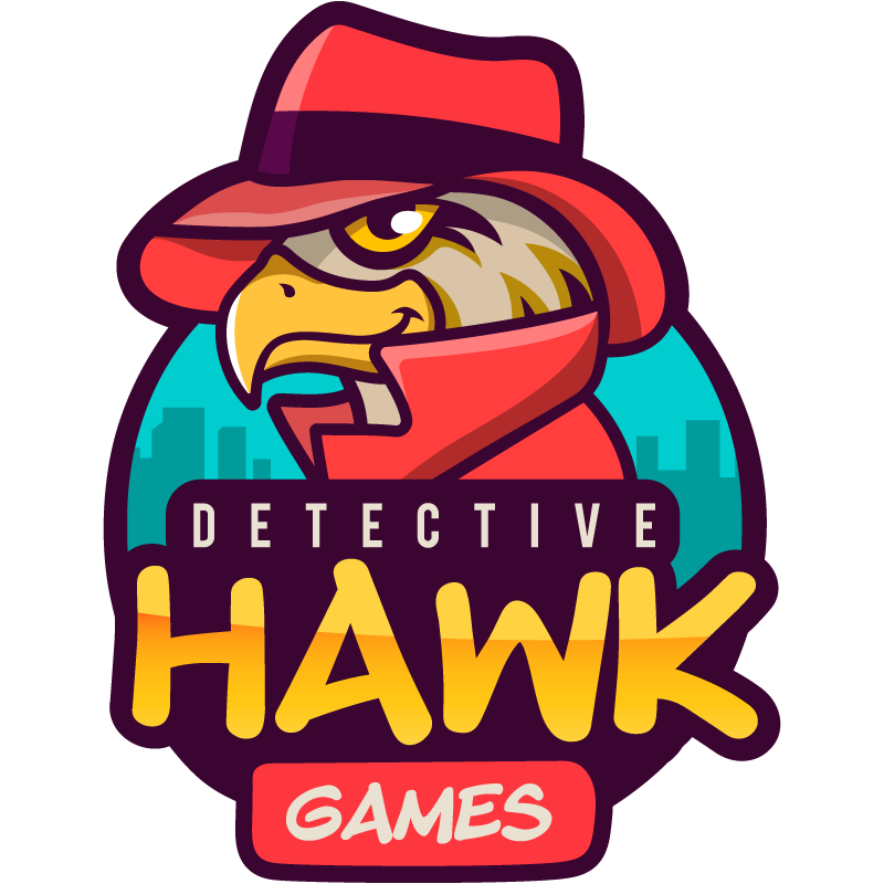 Quirky logo - Bird Detective and Board Games needed!