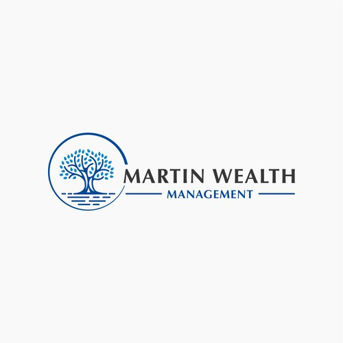 Martin Wealth Management Logo
