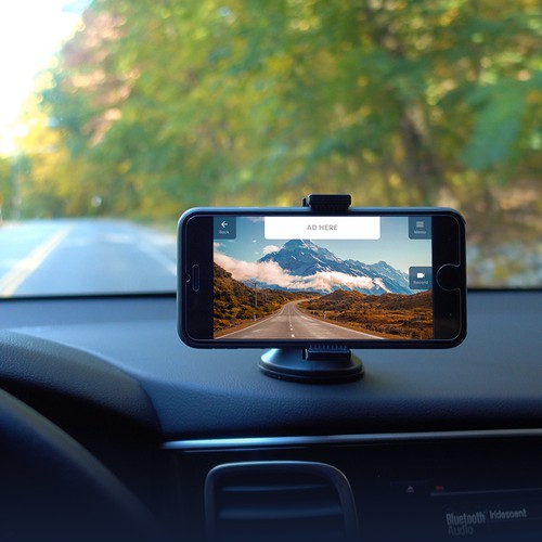 App Design for Dashboard Camera