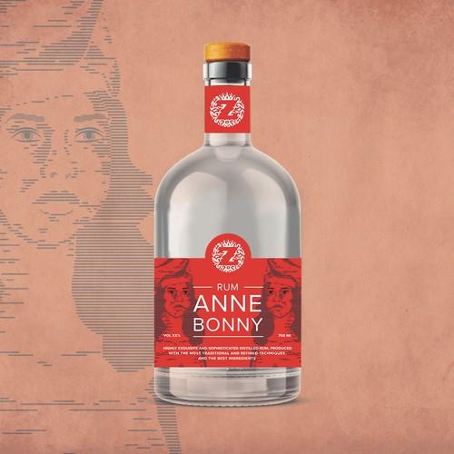 Bottle/Label design