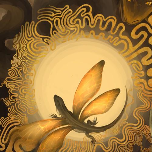 Tree of life (detail).