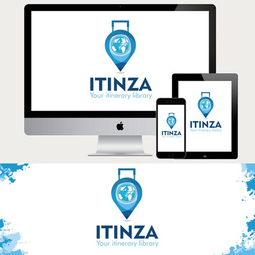 ITINZA YOUR ITINERARY LIBRARY