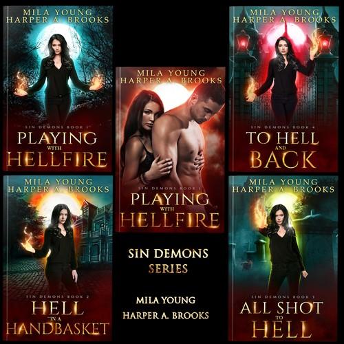 Sin Demons Series