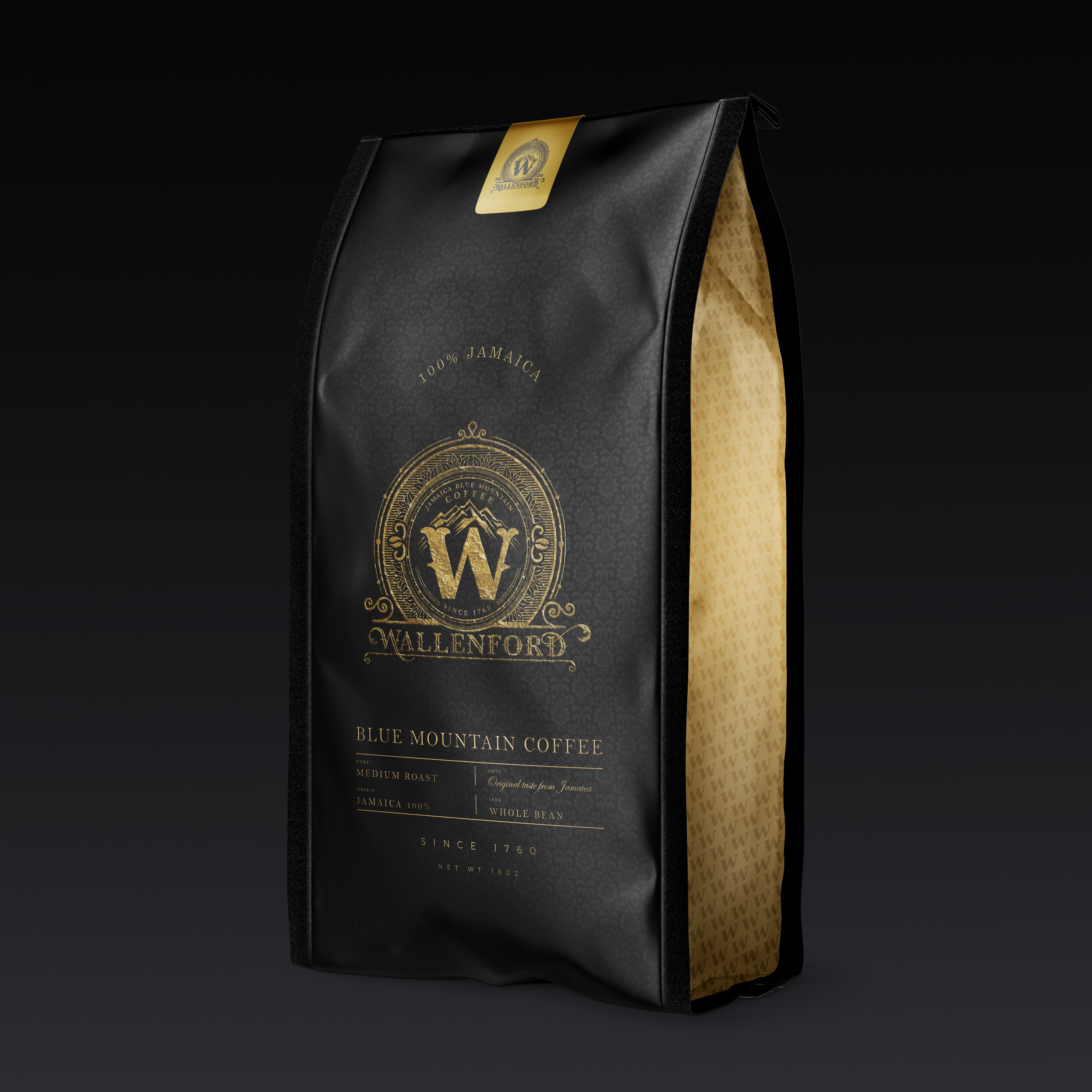 Looking for an Ultra Luxury Coffee Bag that is fit for Kings and Queens.