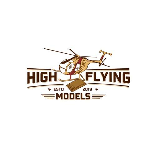 FLYING MODEL