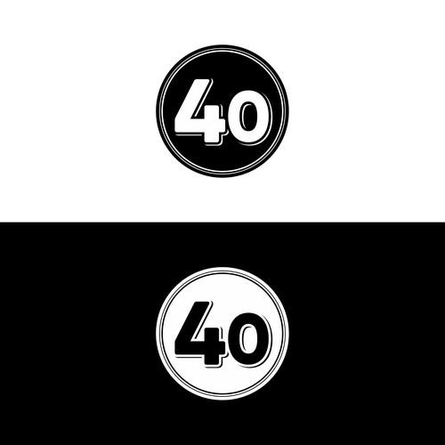40 LOGO CONCEPT