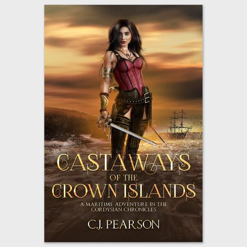 Pirate woman - book cover