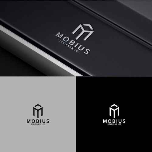 Design a striking modern logo and brand identity for Mobius!