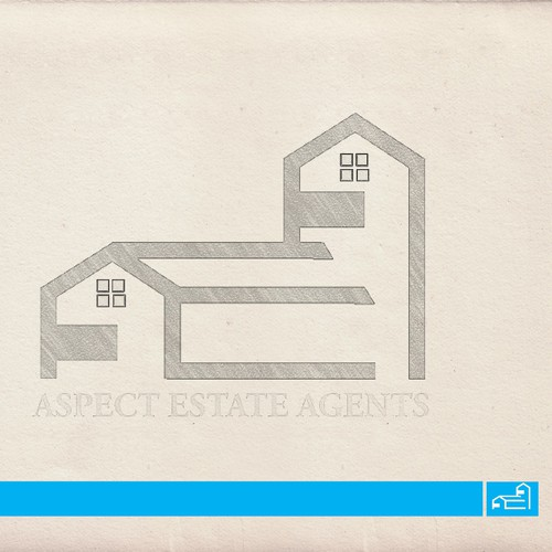 Create a brand package for a young, innovative real estate property management  team