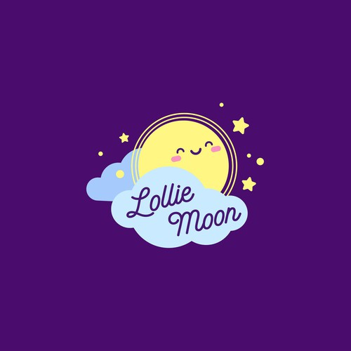 Logo concept for kids' online lighting boutique