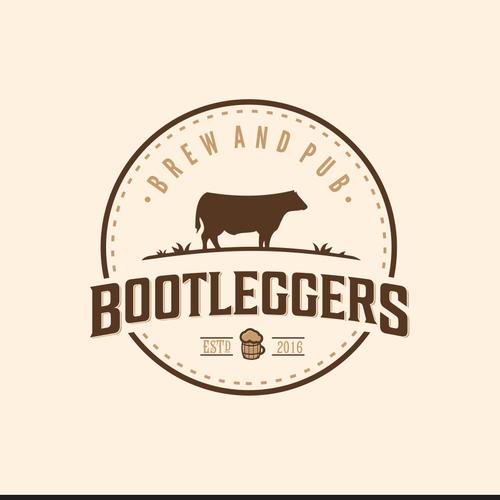 Logo for Bootleggers