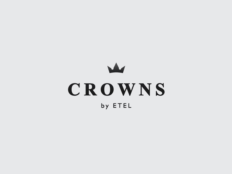 Crowns by etel needs a new logo