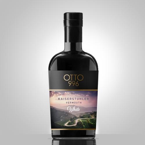 OTTO 996 Label