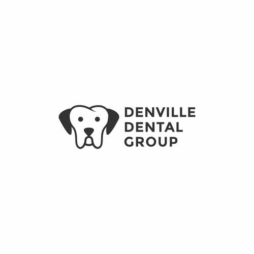 Denville dental group logo proposal