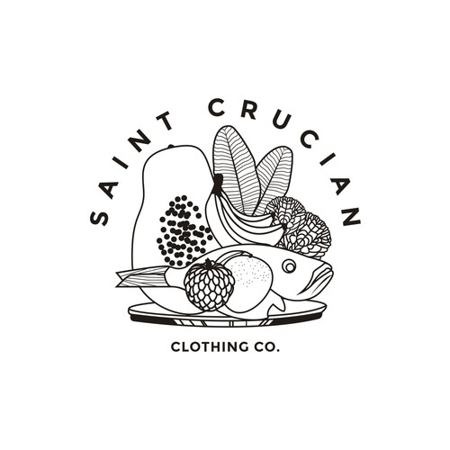 Saint Crucian Logo