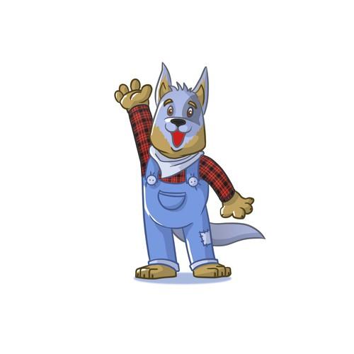 Mascot for an Aussie Show/Fair