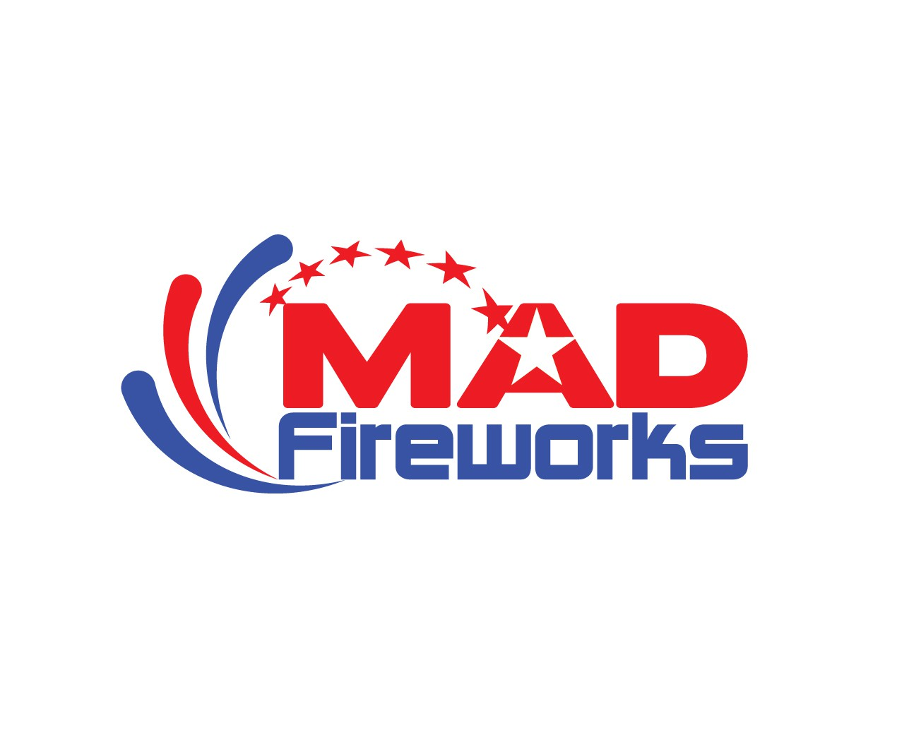 Help MAD Fireworks with a new logo