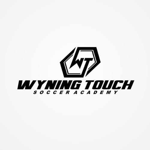 Wyning Touch Soccer Academy logo refreshment