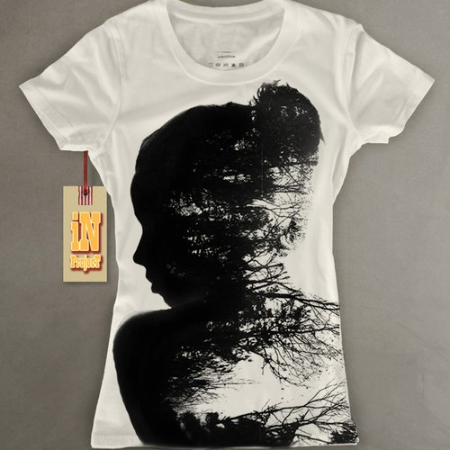 Create trendy, hip, fashion-forward WOMEN'S T-SHIRT designs with the theme Sand & Stone