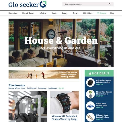 Web Design for Blog