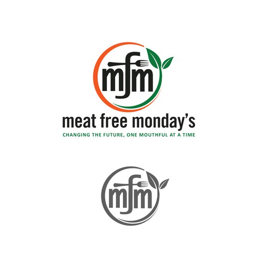bold concept for meat free monday's