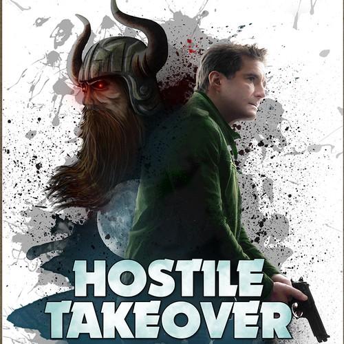 Hostile Takeover ebook cover
