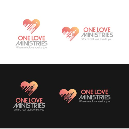 One Love Ministries Logo