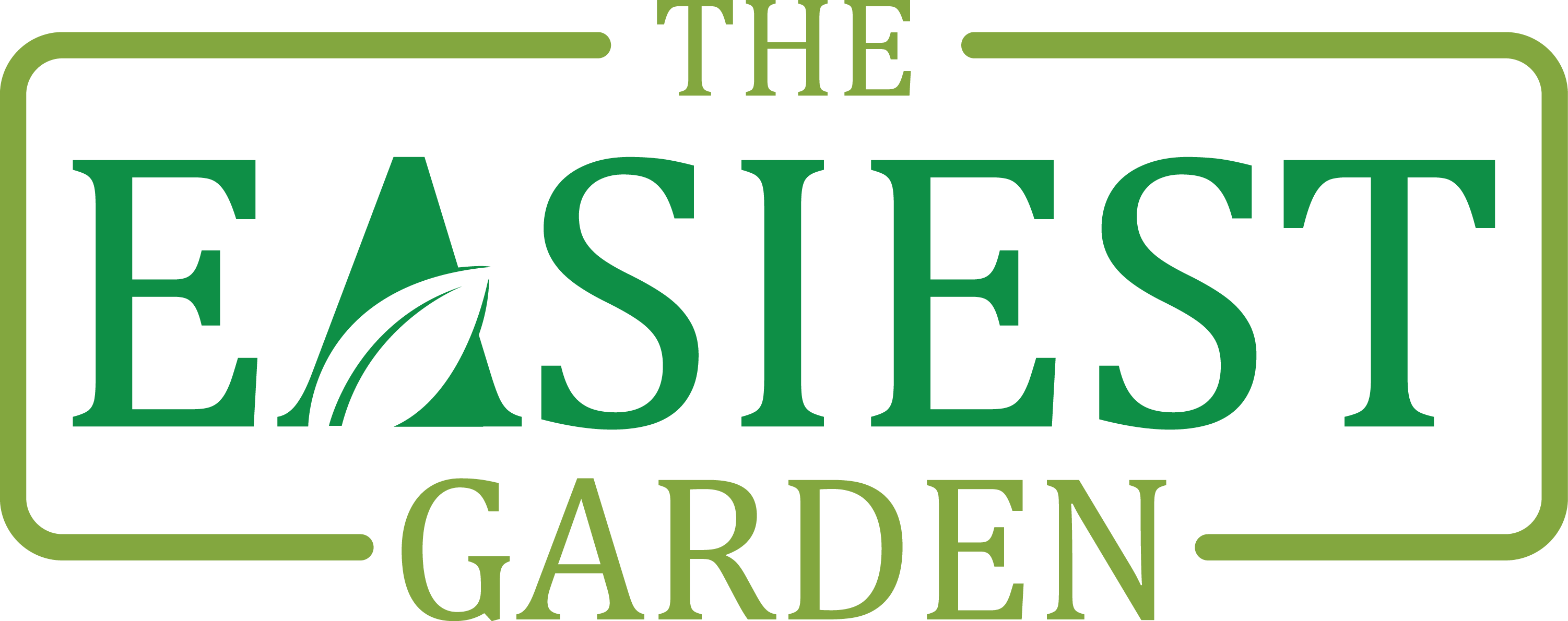 The Easiest Garden
