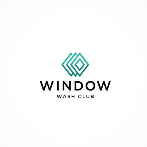 Window Wash Club Logo