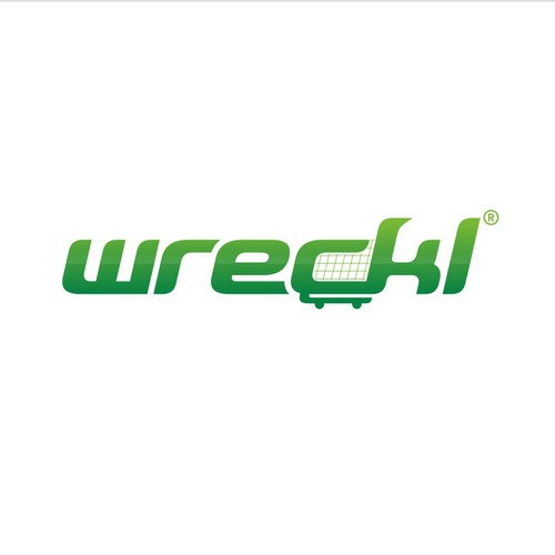 Awesome WEB 2.0 logo for a new ecommerce website