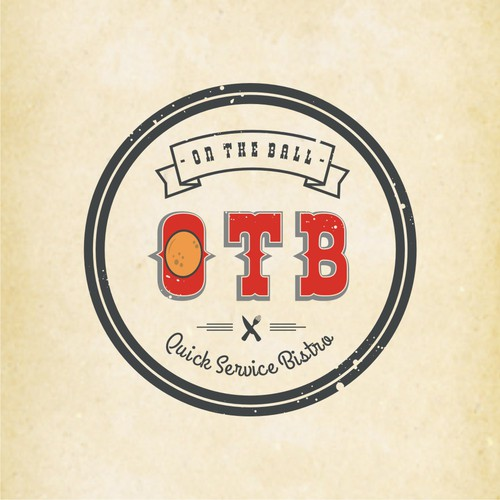 O.T.B. or OTB needs a new logo